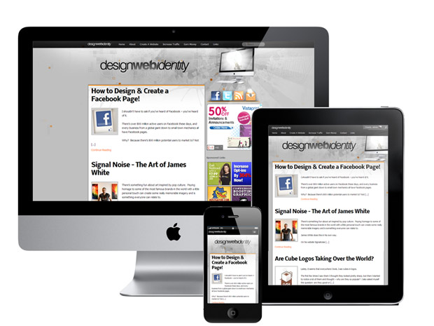 responsive A Look at Making Your WordPress Website Mobile Compatible!
